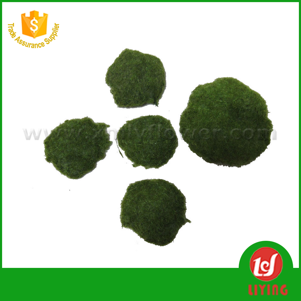 Artificial Moss Xiamen Liying Artificial Flower Factory